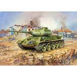 1:100 Soviet T-34/85 1:100