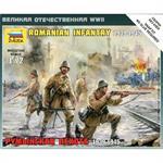 Rumänische Infanterie  1/72