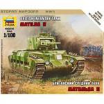 """1:100 WW2 brit.Panzer """"Matilda"""""""
