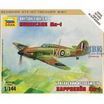 """Britischer Jäger """"Hurricane Mk-1"""""""