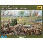 "Brettspiel ""Blitzkrieg 1940"""