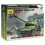 1:100 Soviet JS-2 Heavy Tank