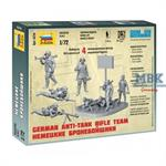 German 120mm Mortar w/ crew 1/72