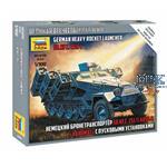 Sd Kfz 251/1 Ausf. B Stuka zu Fuss  1:100