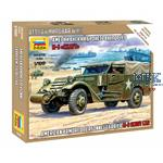 M-3 Scout Car  WWII  1:100