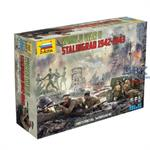 Battle of Stalingrad Wargame  1/72