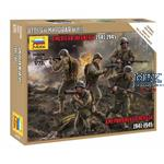 1:72 US Infantry WWII