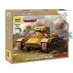 1:100 Valentine II British Inf.Tank WWII