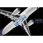 Irkut MS-21-300 Vekehrsflugzeug  1:144