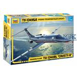TU-134 UBL Training plane  1:144