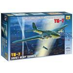 TB-7 Soviet Bomber 1939-1945 (WA)  1/72