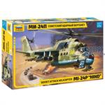 MIL Mi 24P Helicopter 1/72