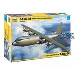 C-130J -30 Heavy Transport Plane   1/72