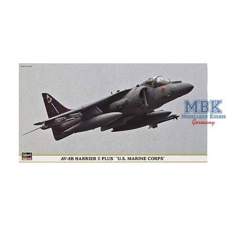 "AV-8B HARRIER II PLUS \""U.S. MARINE CORPS\"""