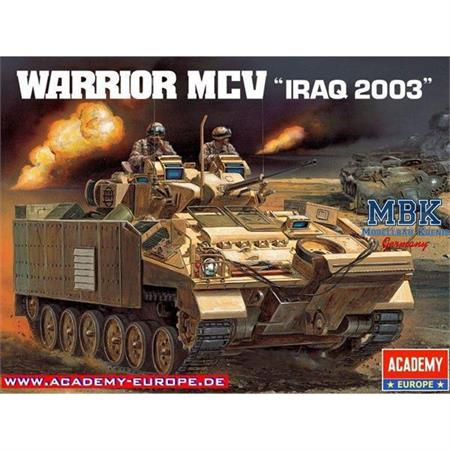 Warrior MCV - Irak 2003