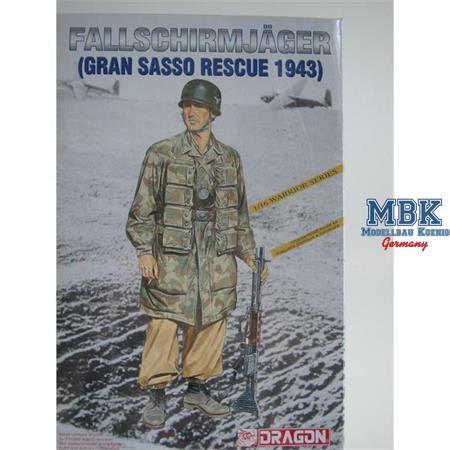 Fallschirmjäger - Gran Sasso