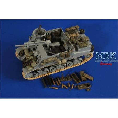 M7 Priest Stowage and Ammo Set