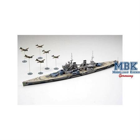 US Battleship Missouri