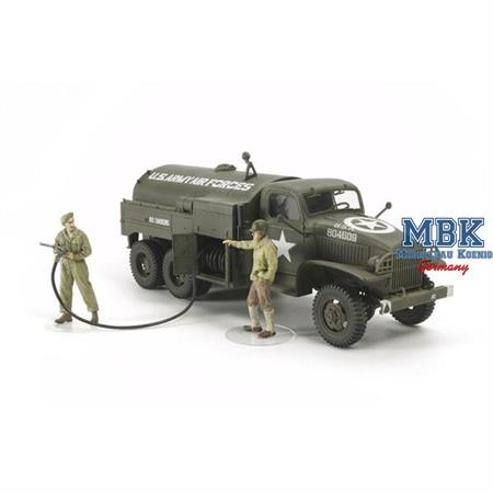 WWII 2,5to 6x6 Flugfeld Tankwagen
