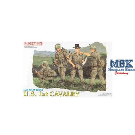 U.S. 1st Cavalry - Vietnam