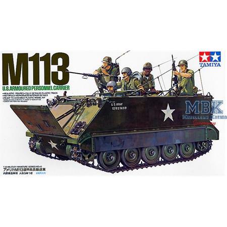 U.S. M-113 APC