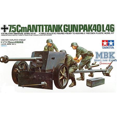 German 7,5 cm PAK