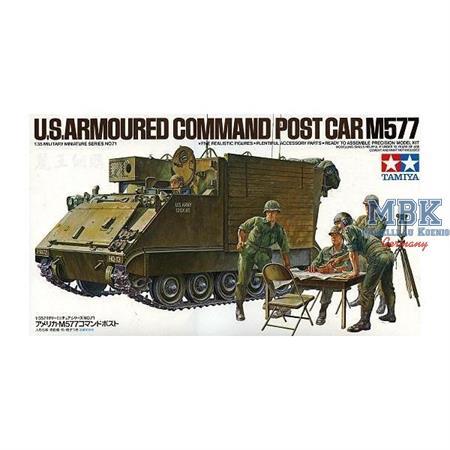 US M577 Command Post
