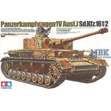Panzer IV Ausf. J