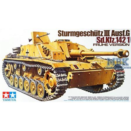 StuG III Ausf. G - Early Production