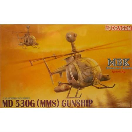 MD530 G Gunship