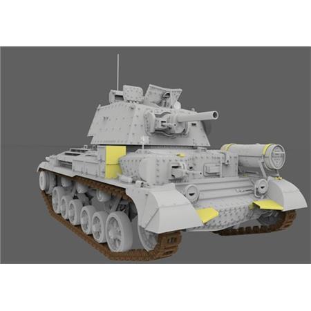 Cruiser Tank Mk. IIA CS, A10Mk. IA CS