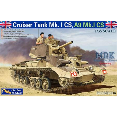 Cruiser Tank Mk.I, A9 Mk.IA