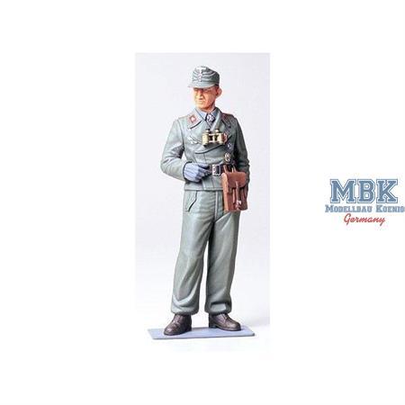 German Tank Crewman