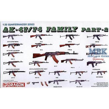 AK-47/74 Family Part 1