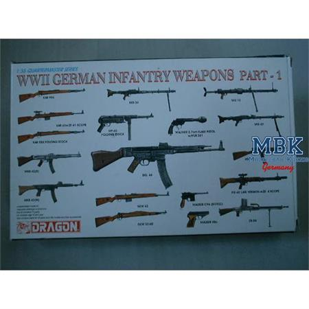 German Infantry Weapons Part 1