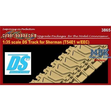 T54E1 w/ ECC - DS-Track