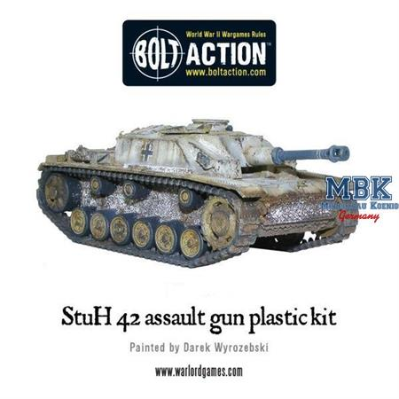 Bolt Action: Stug III Ausf G