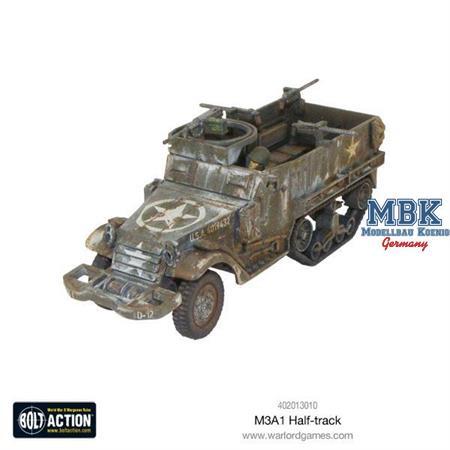 Bolt Action: M3A1 Half-track