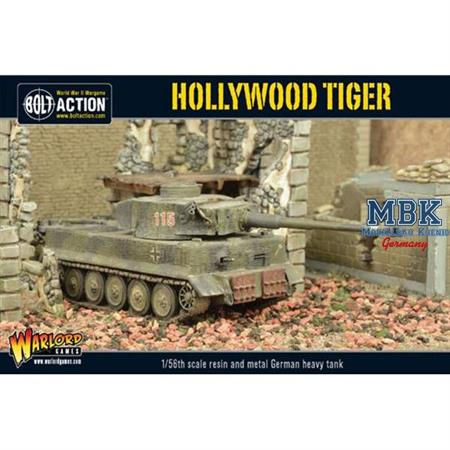 Bolt Action: Hollywood Tiger - Stoßtrupp Gold
