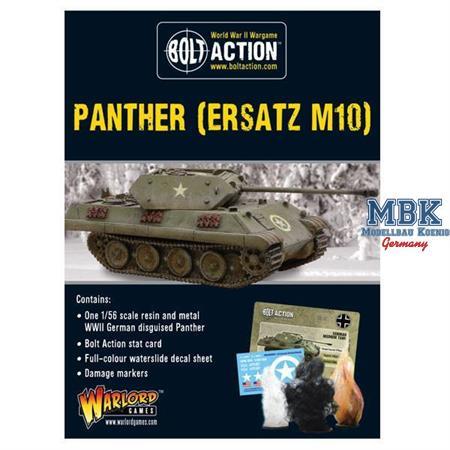 Bolt Action: Panther (Ersatz M10)