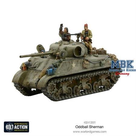 Bolt Action: Oddball Sherman - Stoßtrupp Gold