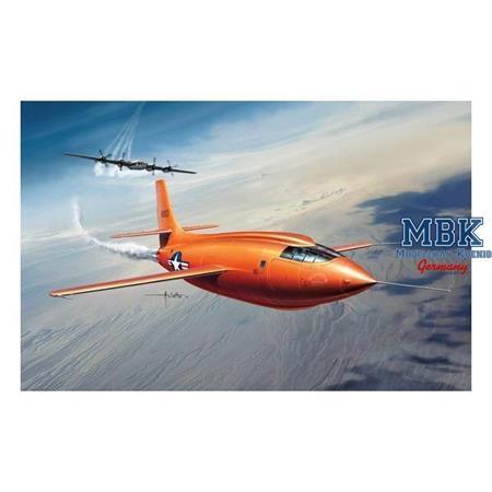 Bell X-1 Sonic Breaker 1:144