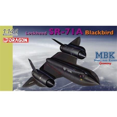 SR-71 Blackbird 1:144