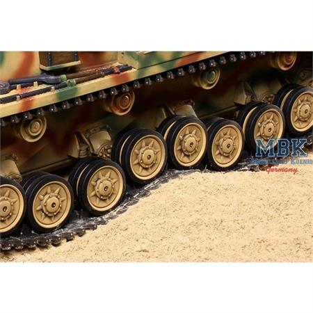 R/C Panzerkampfwagen IV Ausf. J (Full Option)