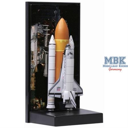 """Space Shuttle """"Challenger"""" w/ SRB STS-41B 1:400"""