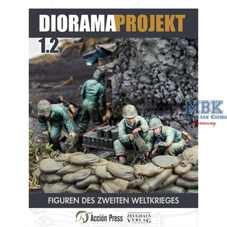 Diorama-Projekt 1.2 Figurenbemalung Deutsch