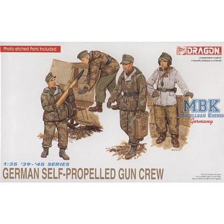 Sturmgeschütz Crew