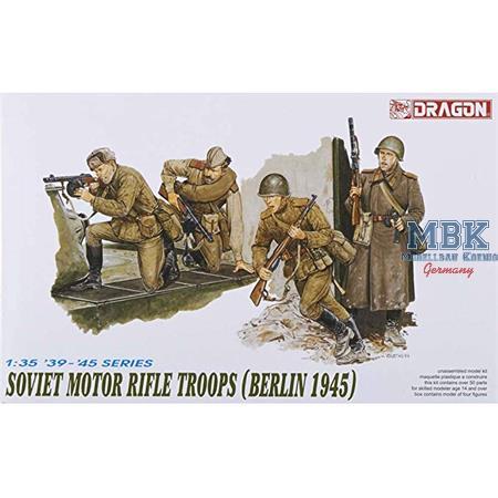 Soviet Motor Rifle Troop (Berlin 1945)