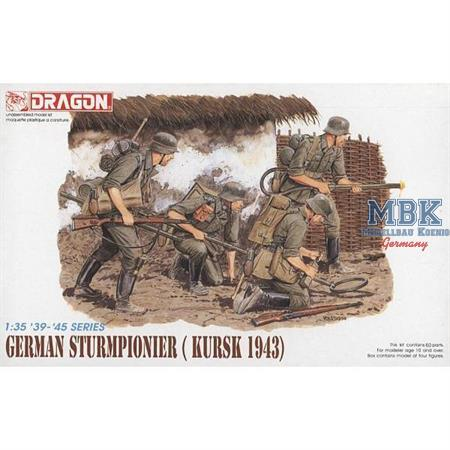 German Sturmpioniere - Kursk 43