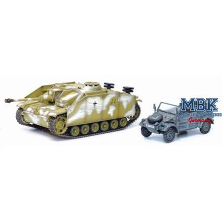 StuG.III Ausf.G Early + Kubelwagen
